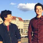 Engagierte Jugend: Daniel und Torben wollen nicht den Standardweg gehen