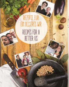 """Kochbuch """"Rezepte für ein besseres Wir"""""""