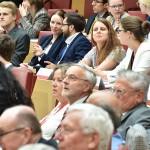 Parlament der Generationen im Bayerischen Landtag: Missverstandene Jugend